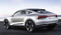 Audi dévoile un concept 100 % électrique, l'e-tron Sportback