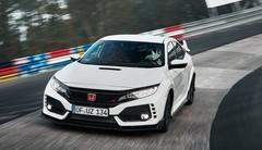 La nouvelle Honda Civic Type R établit un nouveau record chez les tractions