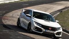 La Honda Civic Type R 2017 annonce un nouveau record au Nürburgring