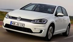 Essai Volkswagen e-Golf : un progrès, pas une révolution