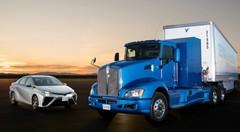 Toyota Portal : un poids-lourd à pile à combustible