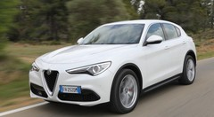 Essai Alfa Romeo Stelvio 280 Q4 AWD Lusso 2017 : La vita è bella a Stelvio !