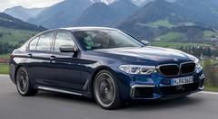 Essai BMW M550i xDrive : à la chasse de la V Max
