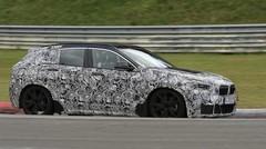 X2, X5 2018, X7 : les futurs SUV BMW sur le Nürburgring