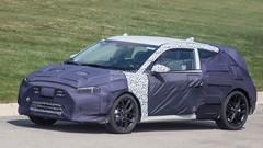 Le prochain Hyundai Veloster en balade