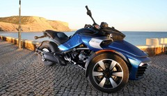 Essai Can-AM Spyder F3 S : le side-car des temps modernes
