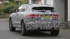 Jaguar prépare un F-Pace SVR