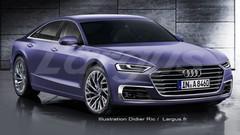 Scoop Audi A8 (2017) : tous les secrets de la nouvelle A8