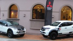 Mitsubishi 2017 : Séance de rattrapage