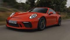Essai Porsche 911 GT3 : le plein de sensations