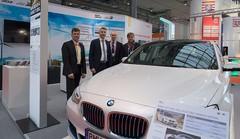 BMW confirme son intérêt pour la pile à combustible à hydrogène