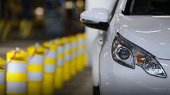 France : l'élection présidentielle fait chuter les ventes de voitures