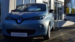 Renault Zoé : une offre spéciale pour les modèles d'occasion