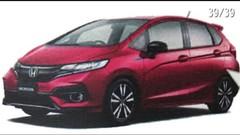 La Honda Jazz bientôt restylée ?