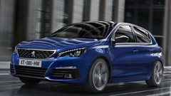 Peugeot 308 (2017) : Infos et photos officielles de la version restylée