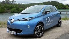 Essai Renault Zoé : 400 km en jouant de la batterie !