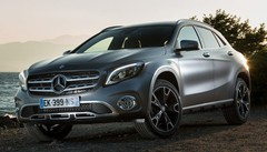 Nouveau Mercedes GLA restylé 2017 : question de proportions