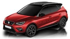Seat Arona (2017) : premières images du petit SUV urbain de Seat