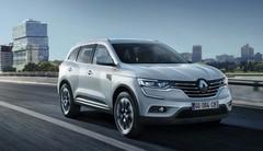 Le nouveau Renault Koleos annonce ses prix