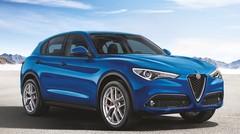 Alfa Romeo : le Stelvio poursuit sa descente en gamme