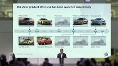 Volkswagen va lancer la Polo, le T-Roc et le Touareg en 2017
