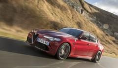 Essai Alfa Giulia Quadrifoglio: le test au Nürburgring et sur autobahn