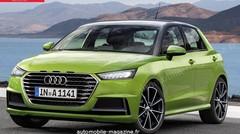 Future Audi A1 : Cinq-portes pour tous