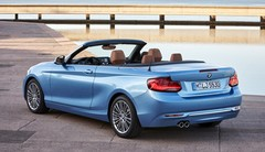 BMW Série 2 Coupé et Cabriolet : cure de jouvence : Le 11 mai 2017