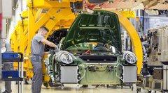 La millionième Porsche 911 sort des chaines