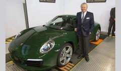 La millionième Porsche 911 est tombée de chaîne