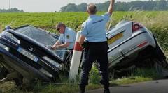 Sécurité routière : mauvais mois de mars, mais baisse au premier trismestre 2017