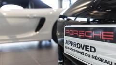 Porsche étend son label occasion jusqu'à 15 ans