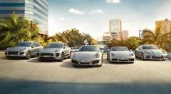 La garantie Porsche Approved s'étend aux occasions jusqu'à 15 ans