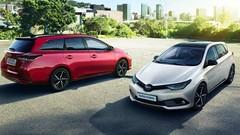 Toyota Auris : elle cède à la mode du bicolore