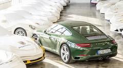 Porsche fête un million de 911, et ses dévôts aussi