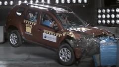 Renault Duster : très mauvais résultats aux crash-tests en Inde