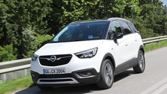 Essai Opel Crossland X 2017 : Un blitz taillé pour la jungle urbaine et la famille