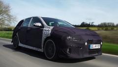 La Hyundai i30 N s'annonce en vidéo