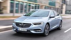 Essai Opel Insignia Grand Sport 2017 : ligne et régime…