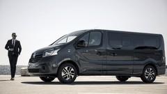 Renault Trafic SpaceClass : montée en gamme sur la Croisette