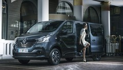 Renault Trafic SpaceClass : le Trafic des VIP