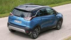 Essai Opel Crossland X : Bien né, Il est de bon augure pour l'union avec PSA