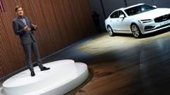 Volvo rivalise avec Audi et BMW sous la protection du chinois Geely
