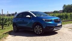 Essai Opel Crossland X : ne dites pas « SUV », mais « crossover »