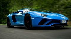 Essai Lamborghini Aventador S : sacrebleu !
