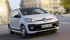Volkswagen up! GTI Concept 2017 : en hommage à la première Golf GTI