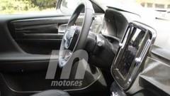 Le Volvo XC40 montre son intérieur