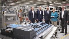 Daimler, nouveau leader européen de la production de batteries