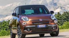 Fiat 500L (2017) : un léger restylage de mi-carrière