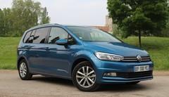 Essai Volkswagen Touran TDi 115 (2017) : contre vents et marées